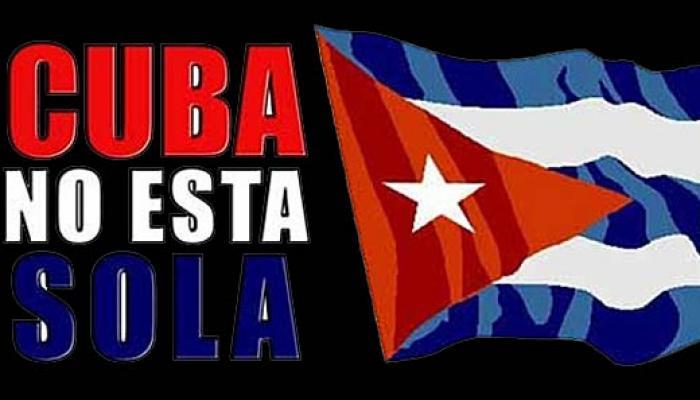 Exigen en varias ciudades del mundo el fin del bloqueo de EEUU a Cuba