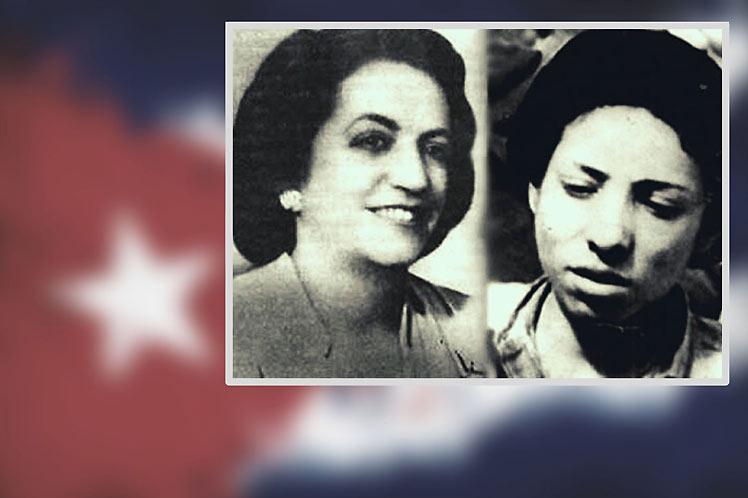 Lidia y Clodomira en la memoria del pueblo cubano