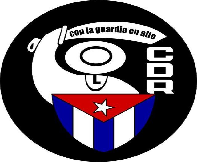 Comités de Defensa de la Revolución: sistema de vigilancia colectiva.