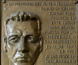 Homenaje al italiano Fabio Di Celmo en La Habana