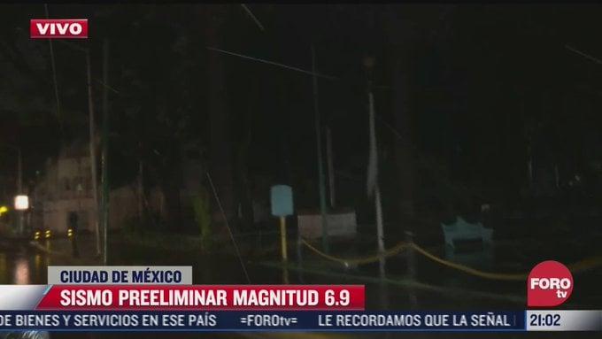Fuerte terremoto sacude a México