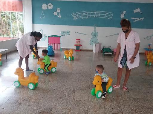 Implementan con rigor medidas contra la Covid -19 en círculos infantiles de Madruga