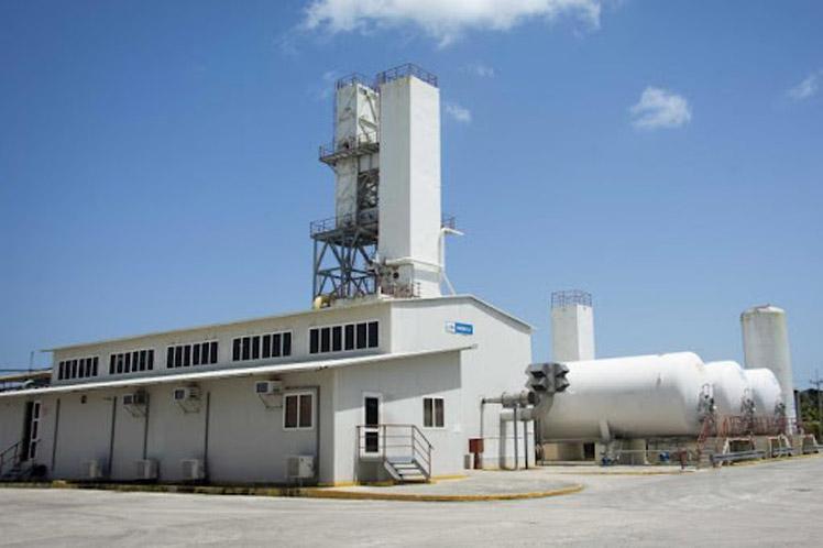 Restablecida principal planta productora de oxígeno en Cuba