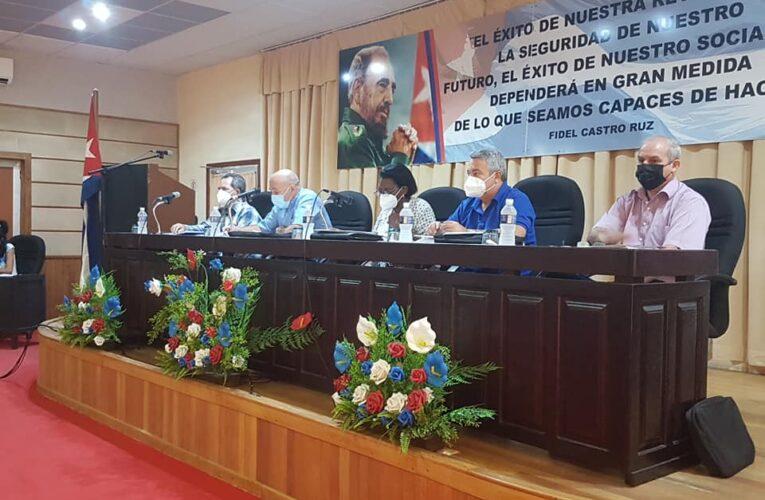 Constatan implementación de directrices  del VIII Congreso del Partido en Mayabeque