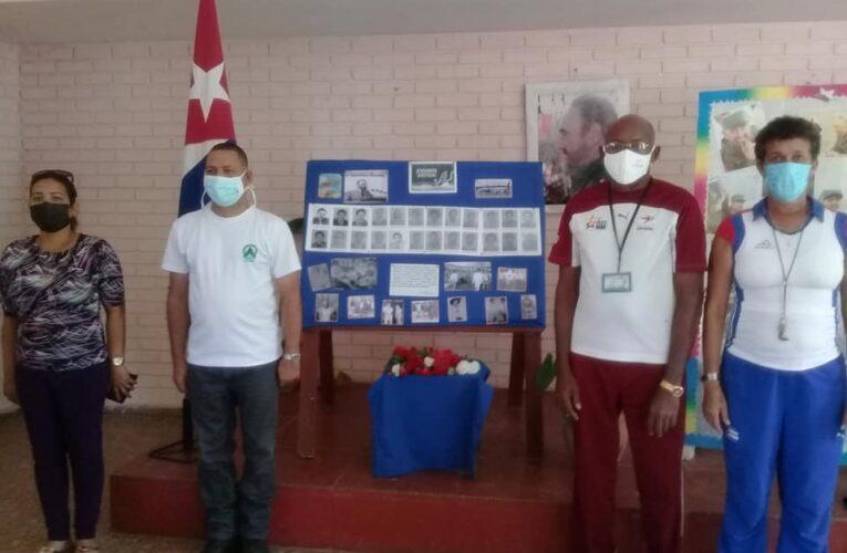 Movimiento deportivo en San José de Las Lajas rindió tributo a las víctimas del crimen de Barbados