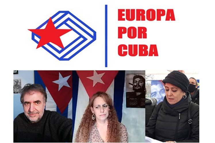 Ratifican solidaridad con Cuba y condenan al bloqueo de EE.UU en Europa