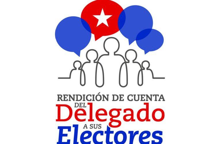 Realizarán en Madruga  asambleas de rendición de cuentas del delegado a sus electores (+ Audio)