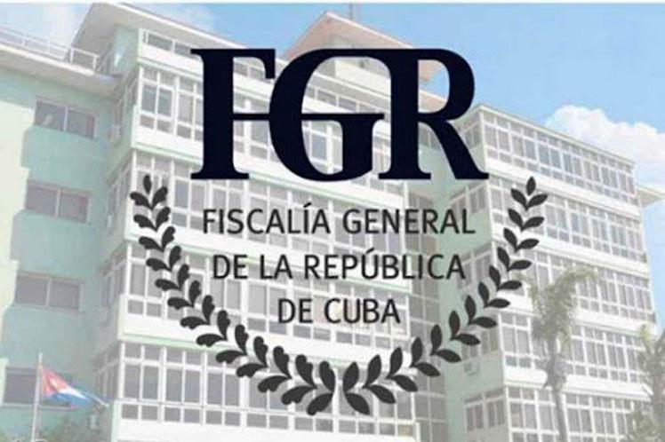 Fiscalía de Cuba advierte a promotores de actos de desobediencia