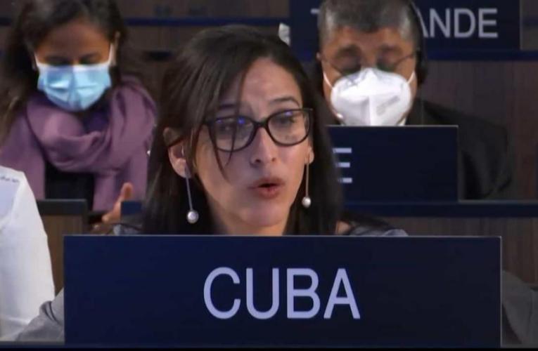 Cuba defiende en Unesco justicia social para todos