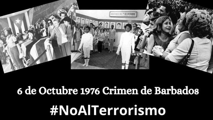 Crimen de Barbados, herida  lacerante en la piel del pueblo cubano